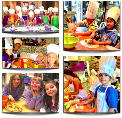 COOKING PARTY AT YOUR HOME Prices Start At 295 For Up To 12 Children In Your Home And Includes